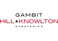 Gambit Hill + Knowlton Strategies
